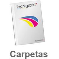 impresión carpetas
